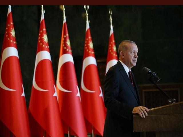 Cumhurbaşkanı Erdoğan, 11. Büyükelçiler Konferansı'nda konuşma yaptı