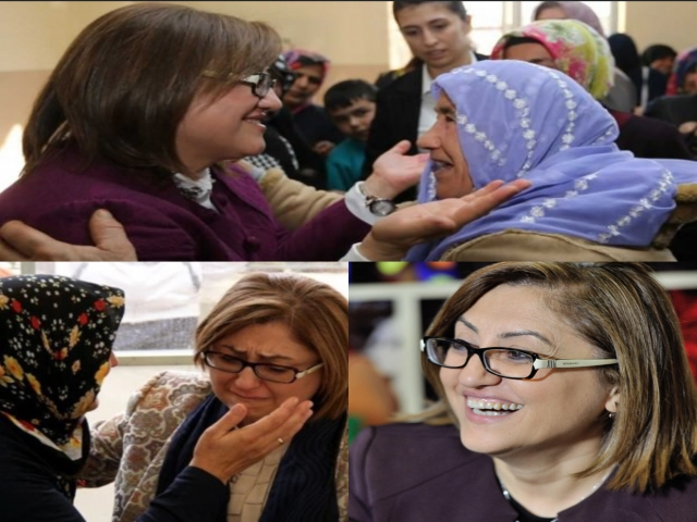 """Fatma Şahin; """"Gaziantep sevgi, emek ve lezzet şehridir"""
