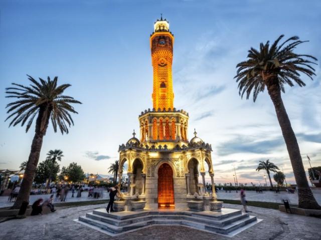 İşte İzmir'de Ne Güzel Yerler diyeceğiniz her yer