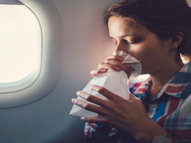 İşte uçakta oluşabilecek rahatsızlıklar
