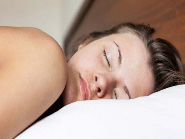 Uyurken ağzınızdan su geliyorsa