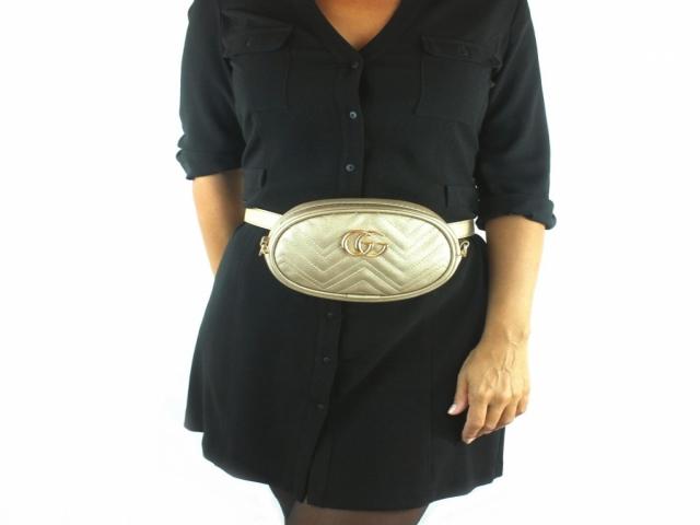 Geçmeyen bir moda: Bel çantası