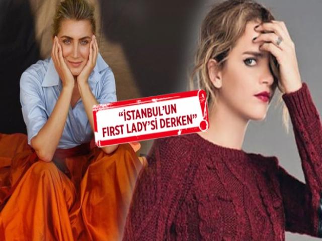 Tuğçe Kazaz'dan dergiye kapak olan Dilek İmamoğlu'na eleştiri!