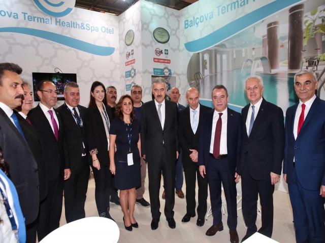 Dünya Turizmini Buluşturan Travel Turkey'de