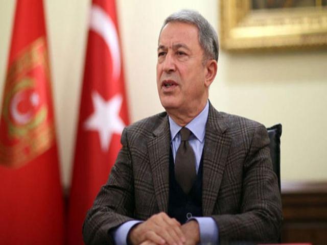 Hulusi Akar'dan Libya konusuna açıklama