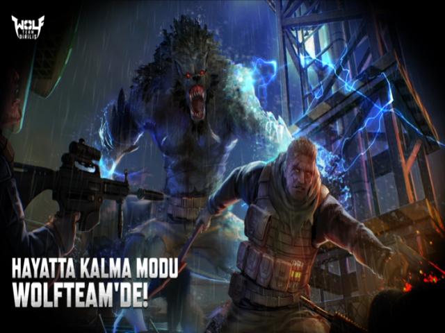 """Wolfteam'de """"Ölüm Kalım Şehri""""nde hayatta kalan sen ol"""