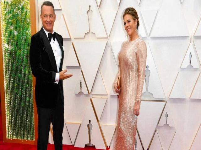 Tom Hanks ve eşinden haber var