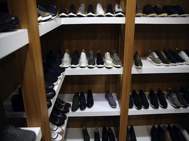 Ayakkabı ihracatı 7 ayda 500 milyon dolara yaklaştı