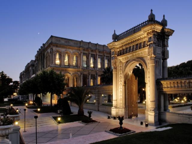 Çırağan Palace Kempinski Dünyanın En İyi 500 Oteli Listesinde!