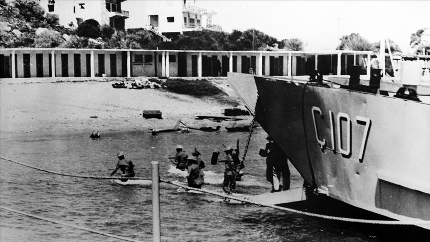 Ada'ya barış getiren Kıbrıs Barış Harekatı'nın üzerinden 47 yıl geçti