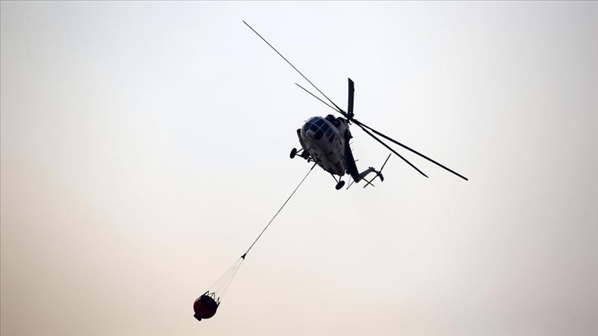 Azerbaycan orman yangınlarıyla mücadeleye destek için Türkiye'ye ekipler gönderecek