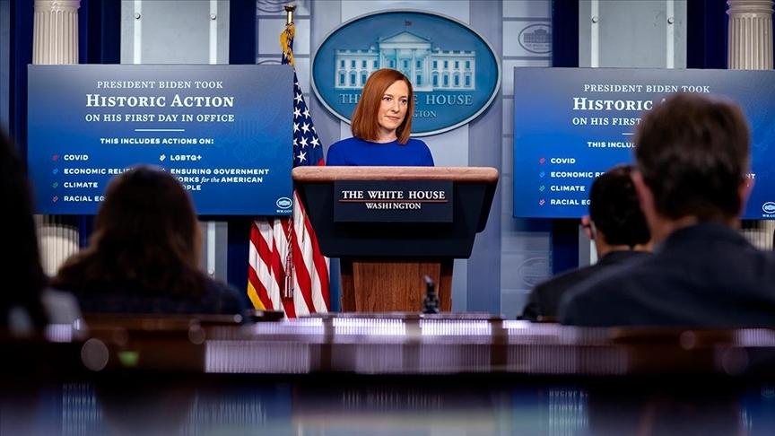 Beyaz Saray: Afganistan'dan 11 Eylül'e kadar tamamen çekilme planımızda bir değişiklik yok