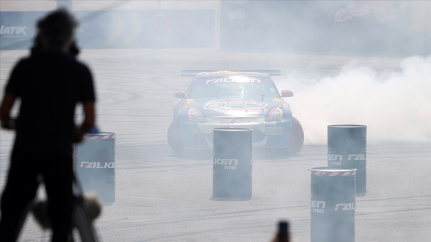 Ege'de otomobil sporları heyecanı