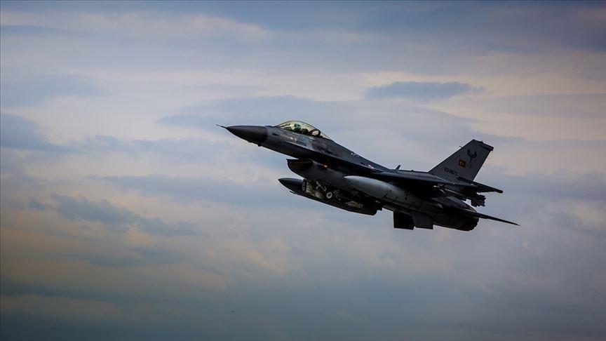 Irak'ın kuzeyinde 5 PKK'lı terörist hava harekatı ile etkisiz hale getirildi