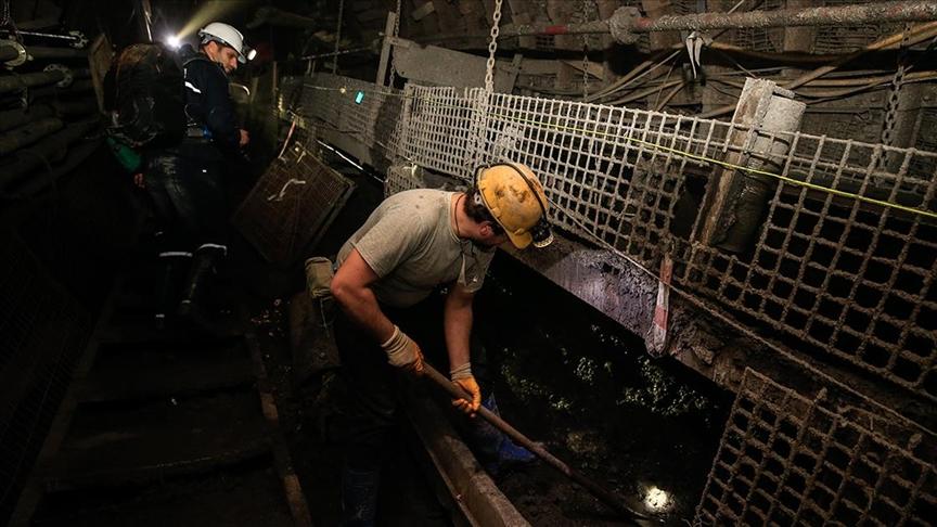 İş sağlığı ve güvenliği hizmeti alan maden işletmelerine 3 ayda 2,5 milyon lira hibe