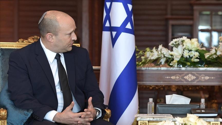 İsrail Başbakanı Bennett, bağımsız Filistin devletine karşı olduğunu söyledi