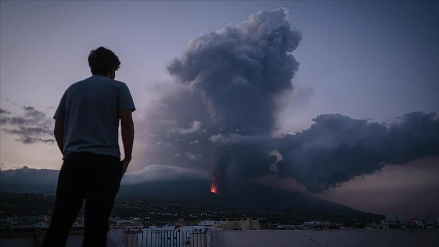 La Palma Adası'nda lavlar nedeniyle bir haftada 462 ev yandı