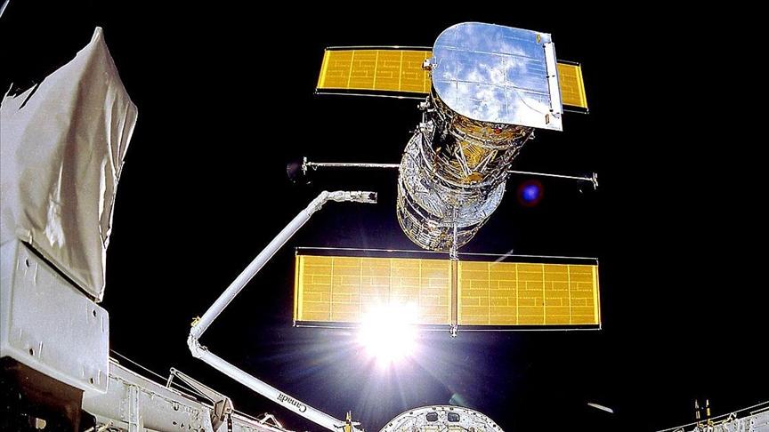 NASA, Hubble Uzay Teleskobu ile ilgili geçen ay ortaya çıkan sorunun çözüldüğünü bildirdi