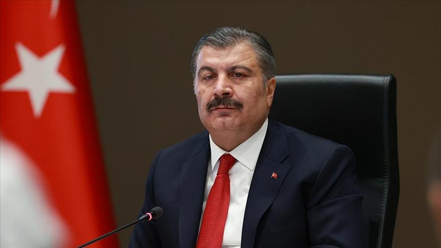 Sağlık Bakanı Koca, Türkiye'de 2 kişide Mu varyantı görüldüğünü bildirdi