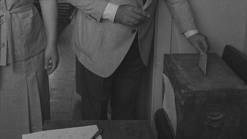 Türkiye, ilk çok partili demokrasi sınavını 21 Temmuz 1946 seçimlerinde verdi