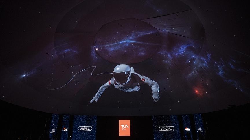 Türkiye Uzay Ajansının Türksat tarafından tasarlanan internet sitesi ödüle layık görüldü