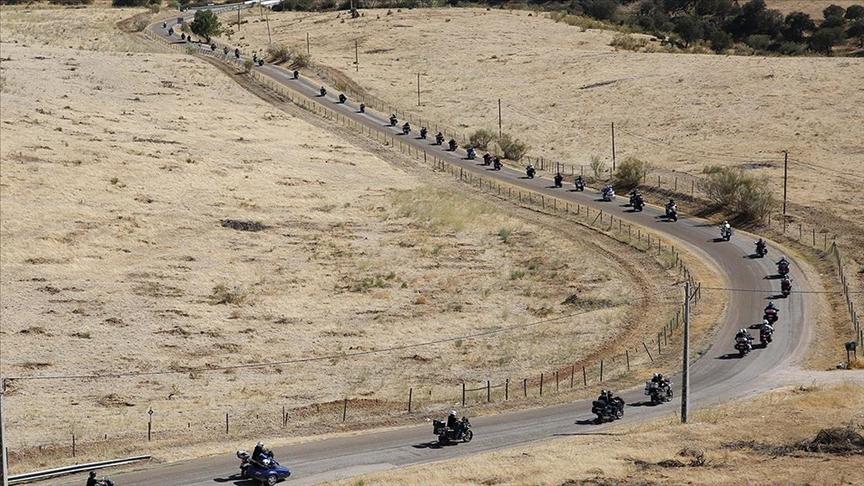 Uluslararası Motosiklet Turu 21-24 Eylül'de Aydın ve İzmir'de düzenlenecek