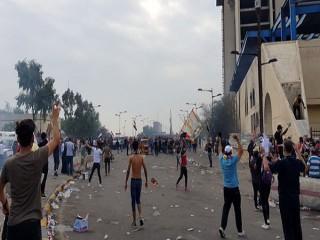 Irak'ta 2. protesto dalgası: En az 12 ölü, yüzlerce yaralı