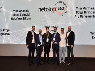 Netoloji360 İş Ortakları Etkinliği gerçekleşti