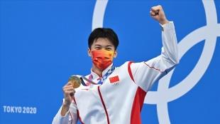 2020 Tokyo Olimpiyat Oyunlarında Çin, genel madalya sıralamadaki yerini korudu