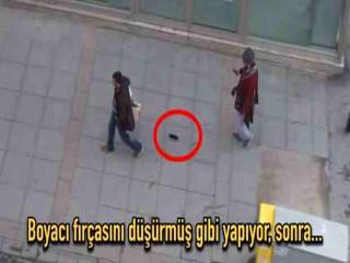 İstanbul'un yeni tuzağı, ayakkabı boyacıları