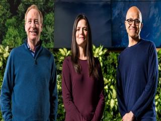 Microsoft'tan 1 milyar dolarlık çevre yatırımı