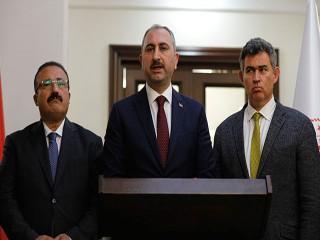 Adalet Bakanı Gül açıkladı: Yargıda koronavirüs önlemleri
