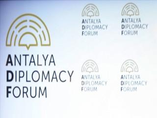 Antalya Diplomasi Forumu'nun 'yenilikçi diplomasi' teması tanıtım filmiyle anlatıldı