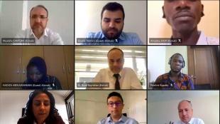AA, TRT ve YTB'nin iş birliğinde 'Afrika Medya Temsilcileri Eğitim Programı'nın ikinc