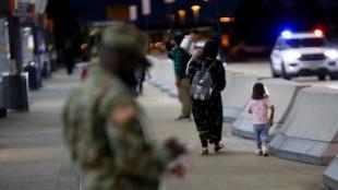 ABD, Afganistan'dan tahliye edileceklerin uçuşlarını, kızamık salgını nedeniyle 7 gün daha erte