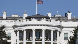 ABD Başkanı Biden Beyaz Saray'da Afgan liderler ile bir araya geldi