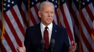 ABD Başkanı Biden: Şimdi, Afganistan'daki 20 yıllık askeri varlığımız bitti