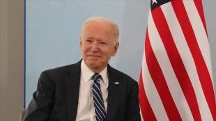 ABD Başkanı Biden'dan Avrupa'ya 'yanınızdayız' mesajı