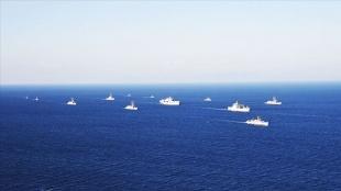 ABD Donanması: Sea Breeze' tatbikatına katılan gemilerin çoğu bir süre daha Karadeniz'de k