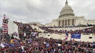 ABD Kongre baskınıyla ilgili davalarda en uzun ceza 14 ayla sosyal medya tehdidine verildi