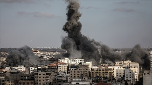 ABD yönetimi İsrail'in Gazze'ye yönelik saldırılarına 'meşru müdafaa' diyerek ar