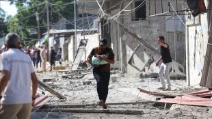 """ABD'li 29 Demokrat Senatör Filistin ve İsrail'de """"ateşkes"""" çağrısı yaptı"""