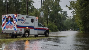 ABD'nin Nashville kentinde fırtına ve sel nedeniyle ilk belirlemelere göre 4 kişi öldü