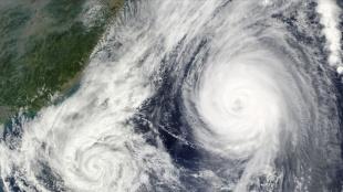 ABD'nin Teksas eyaletini etkileyecek yeni bir tropikal fırtına oluştu