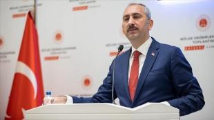 Adalet Bakanı Gül: Milletimiz yeni ve sivil bir anayasaya ihtiyaç duymaktadır