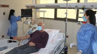 Adana Şehir Hastanesinde 6 ayda 14 kişiye ilik nakli yapıldı