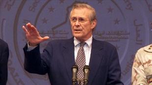 Afganistan ve Irak'ın işgalinin mimarı eski ABD Savunma Bakanı Rumsfeld öldü