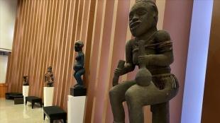 Afrika'nın hafızası: Siyahi Medeniyetler Müzesi