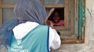 Afrika'nın mazlum coğrafyası TDV ile bayram edecek