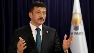 AK Parti Genel Başkan Yardımcısı Dağ muhalefetin siyaset dilini eleştirdi